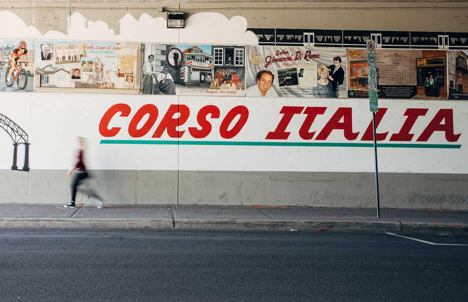 Little Italy, Ottawa (Image: Courtesy of Ottawa Tourism)