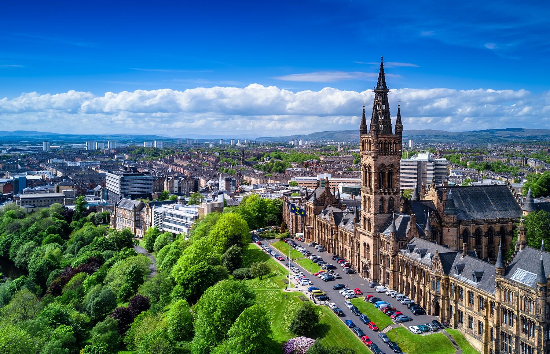 Glasgow weekend break