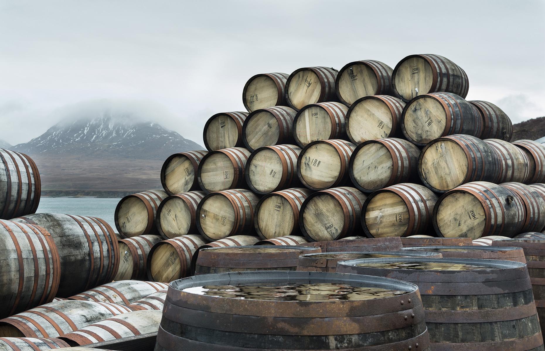Bunnahabhain distillery
