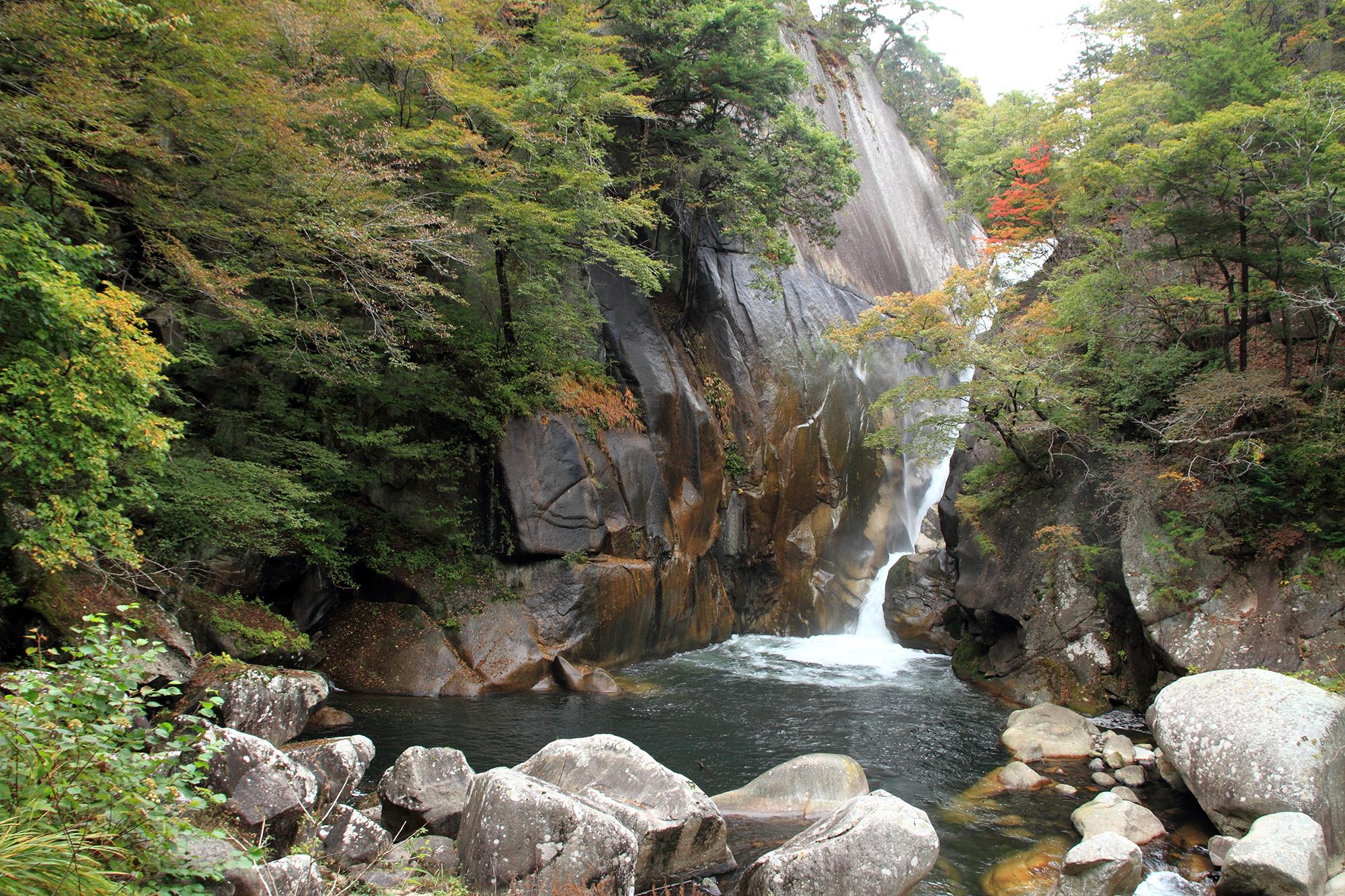 Shosenkyo Valley