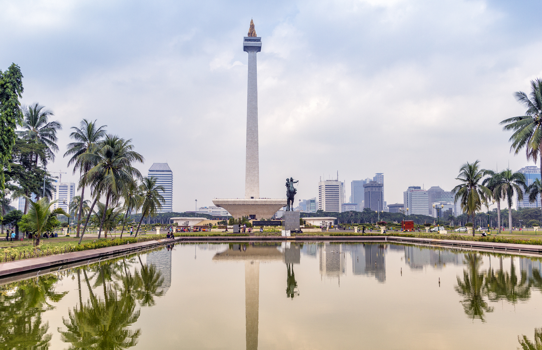 National Monument in Jakarta (Image: cpaulfell/Shutterstock)