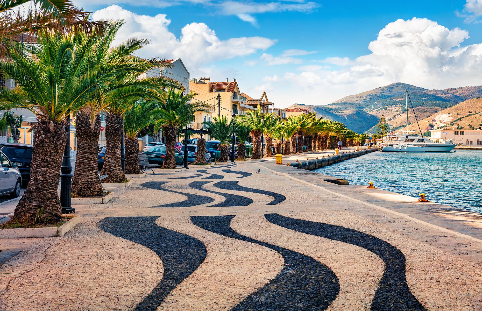 Argostoli (Image: Andrew Mayovskyy/Shutterstock)