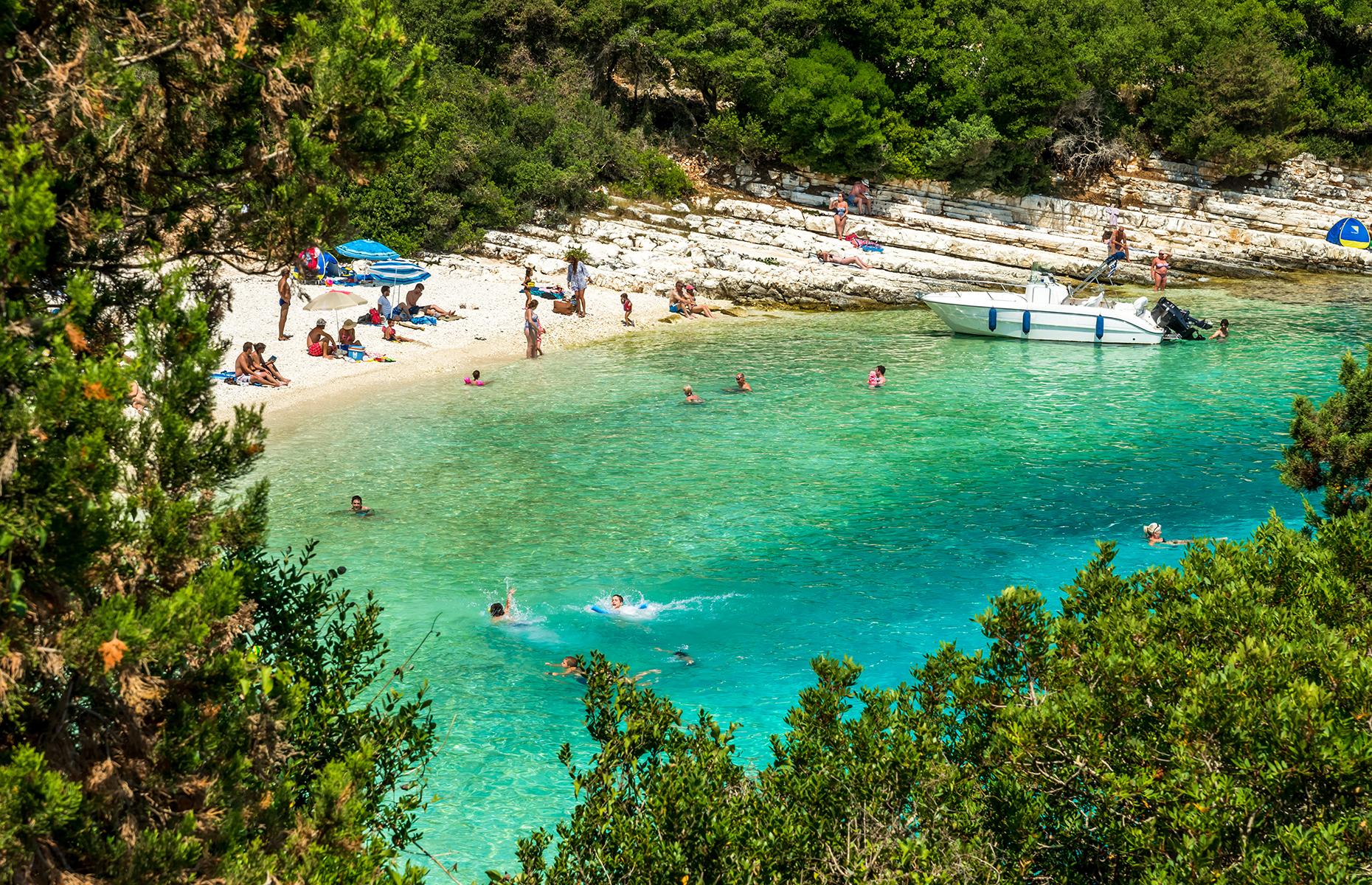 Emblisi Beach (Image: Lucian BOLCA/Shutterstock)