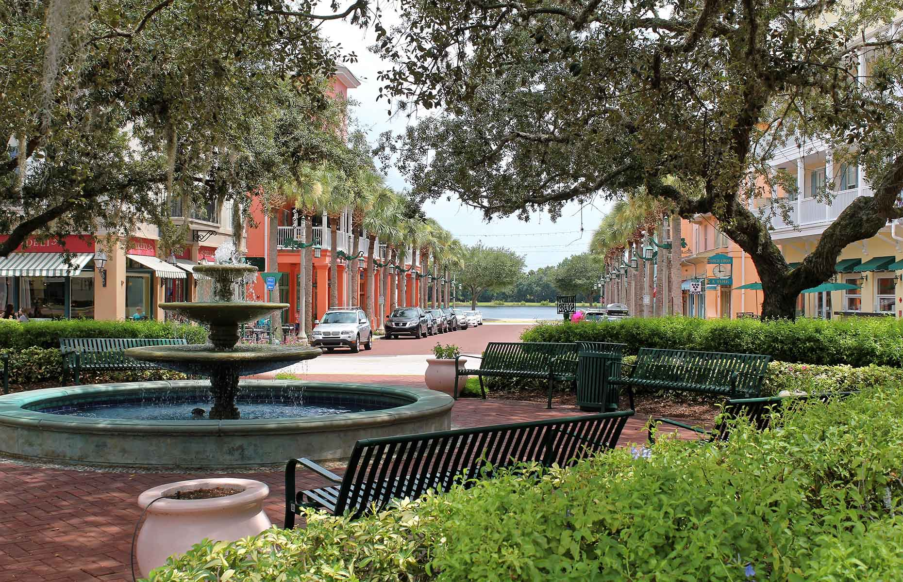 Celebration City, Florida (Image: Jerome LABOUYRIE/Shutterstock)