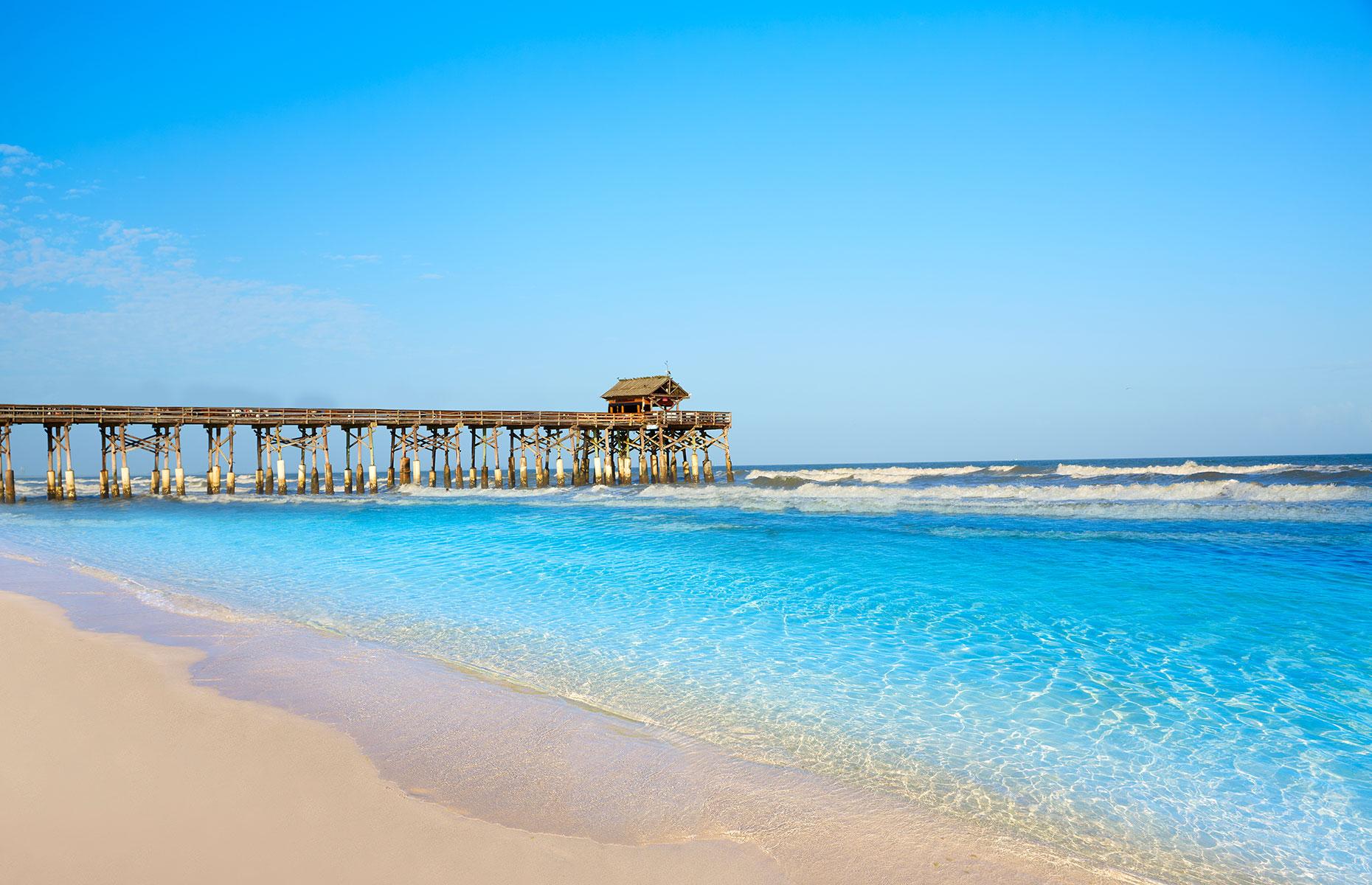 Cocoa Beach, Florida (Image: lunamarina/Shutterstock)