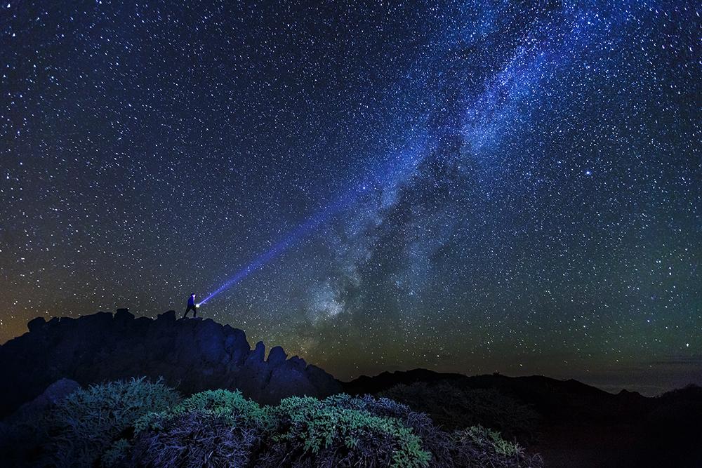 La Palma stargazing