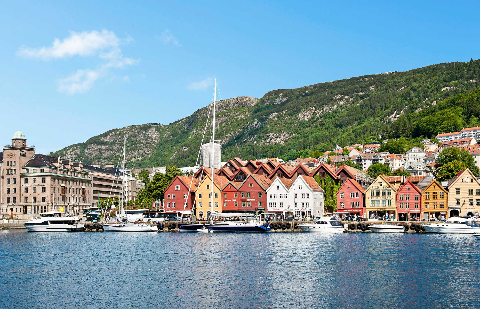 Bergen (Image: Courtesy of MSC)