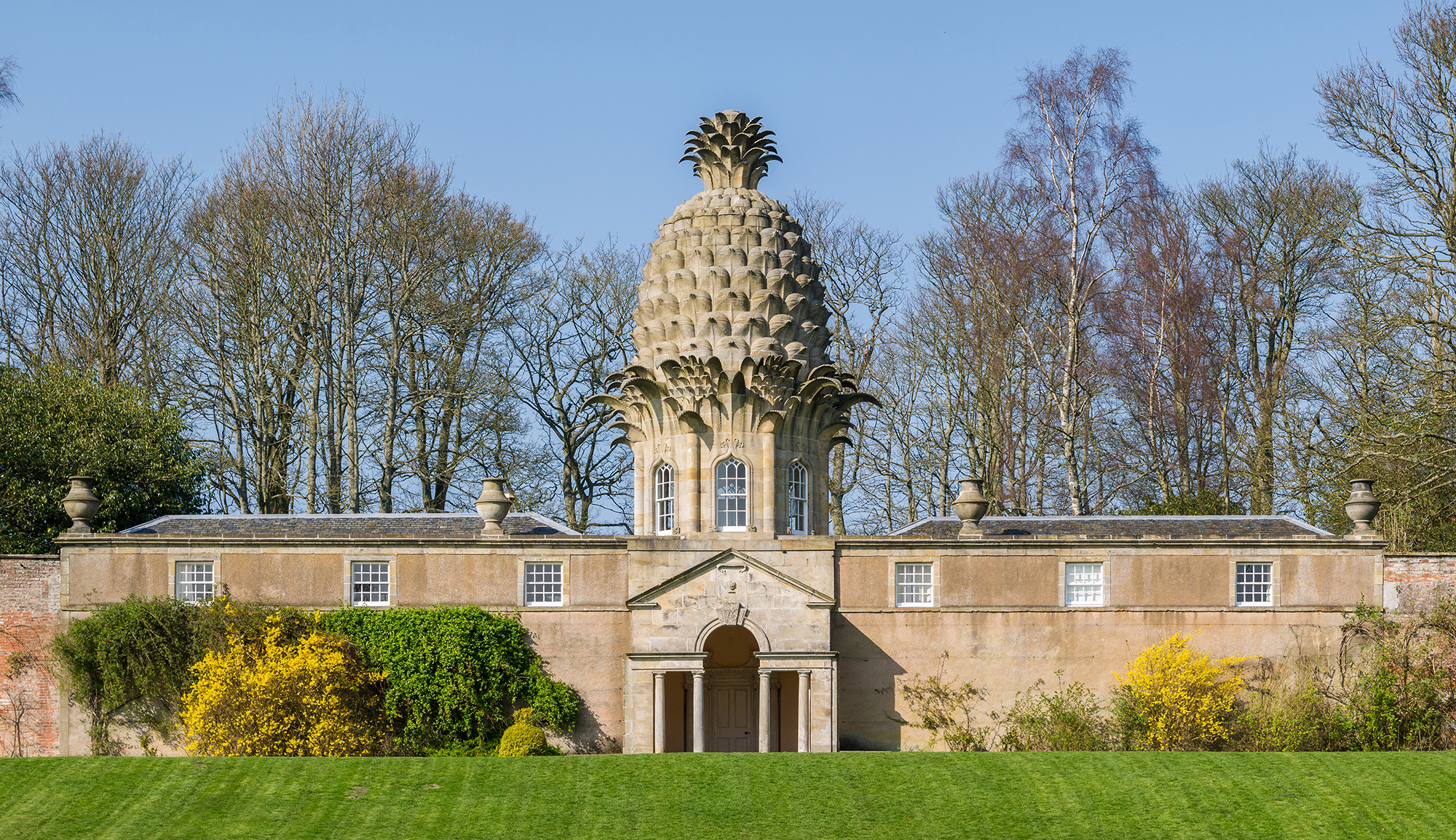 The Pineapple, Scotland