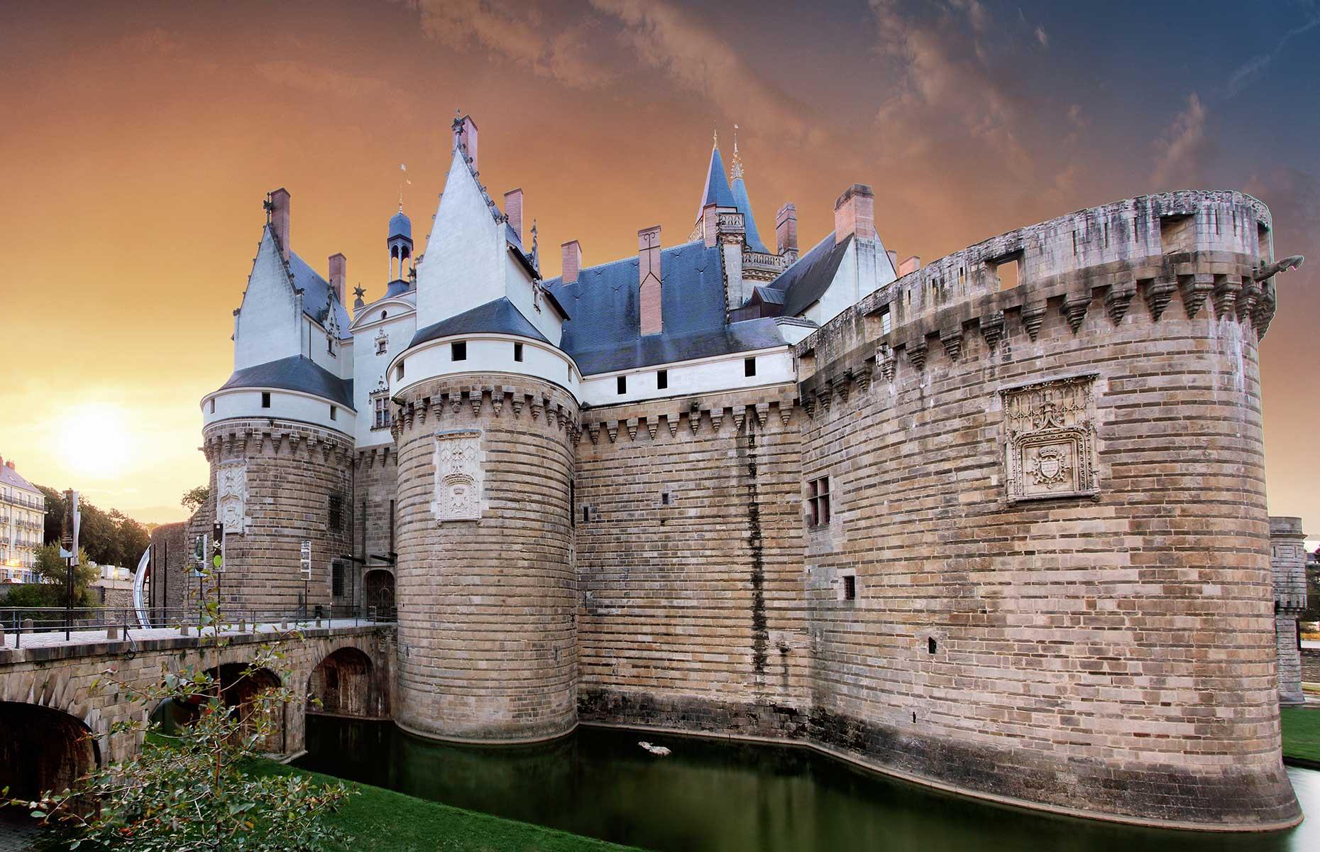 Chateau des Ducs de Bretagne (Image: TTstudio/Shutterstock0