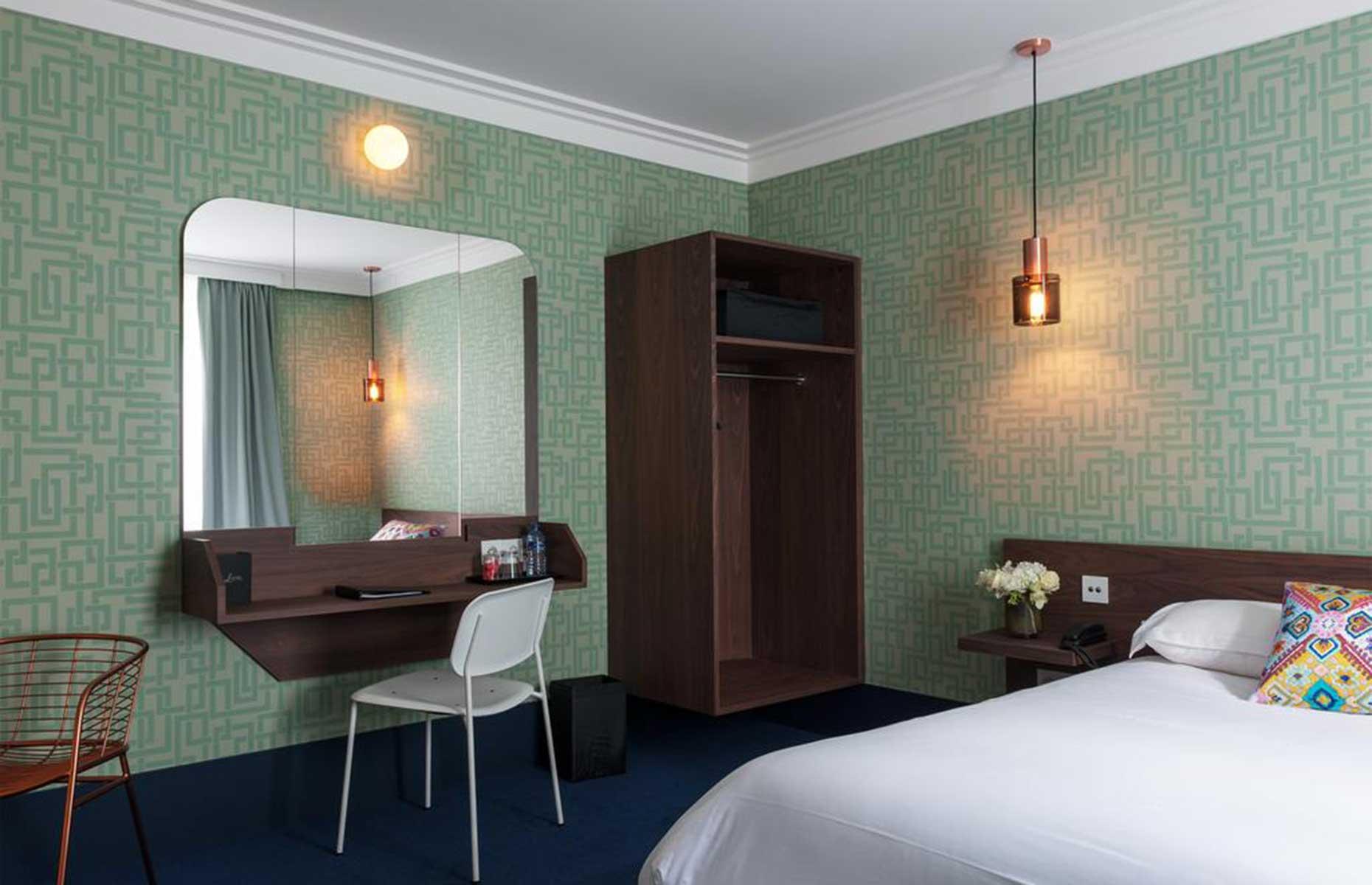 L'Hotel, Nantes (Image: L'Hotel/booking.com)