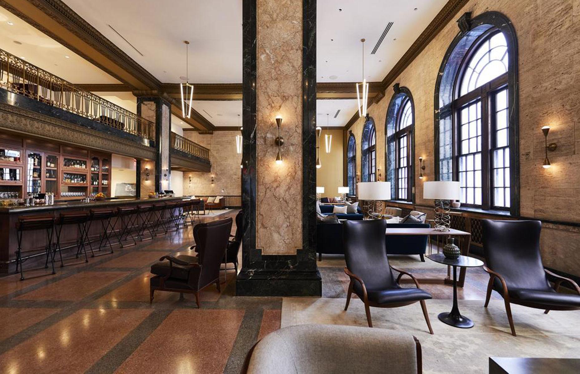 Noelle hotel restaurant, Nashville