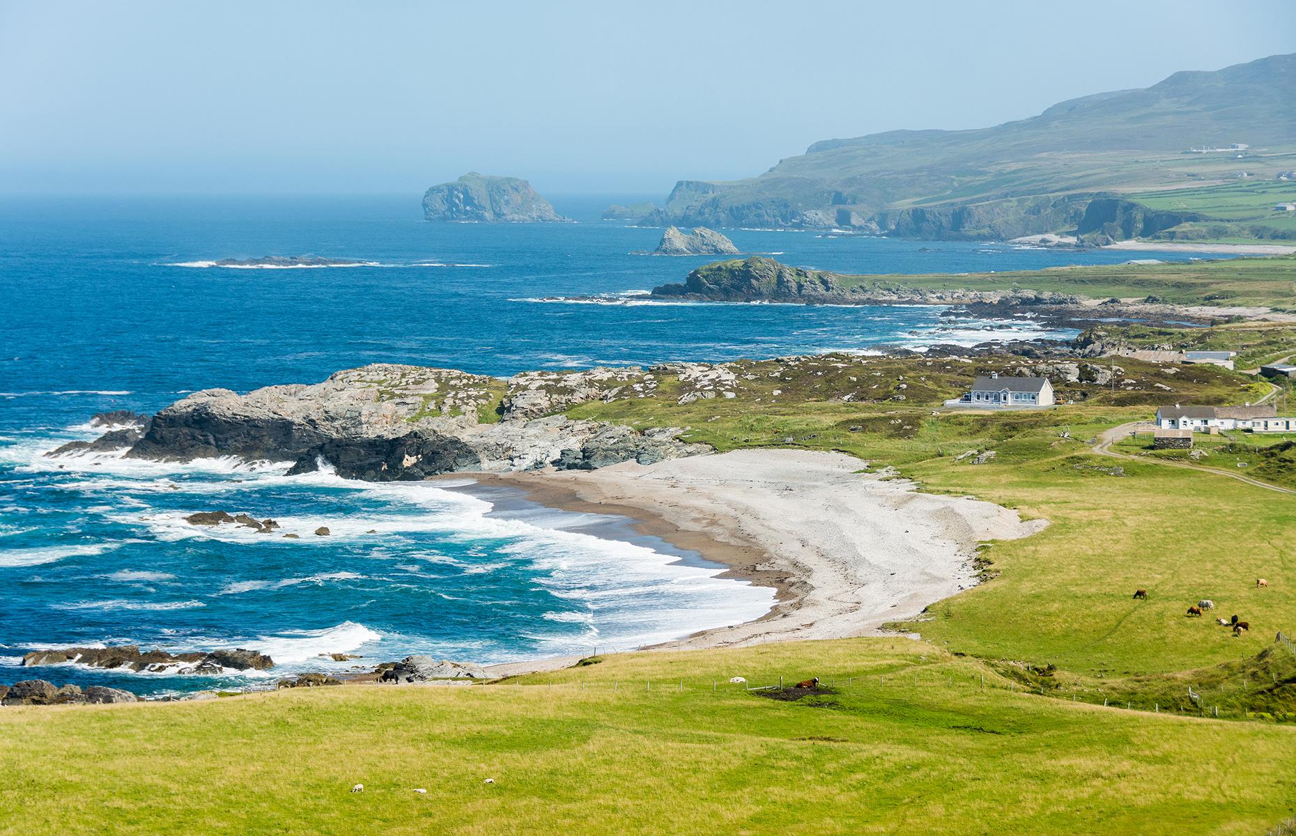 County Donegal, Malin Head (Image: Lucky Team Studio/Shutterstock)