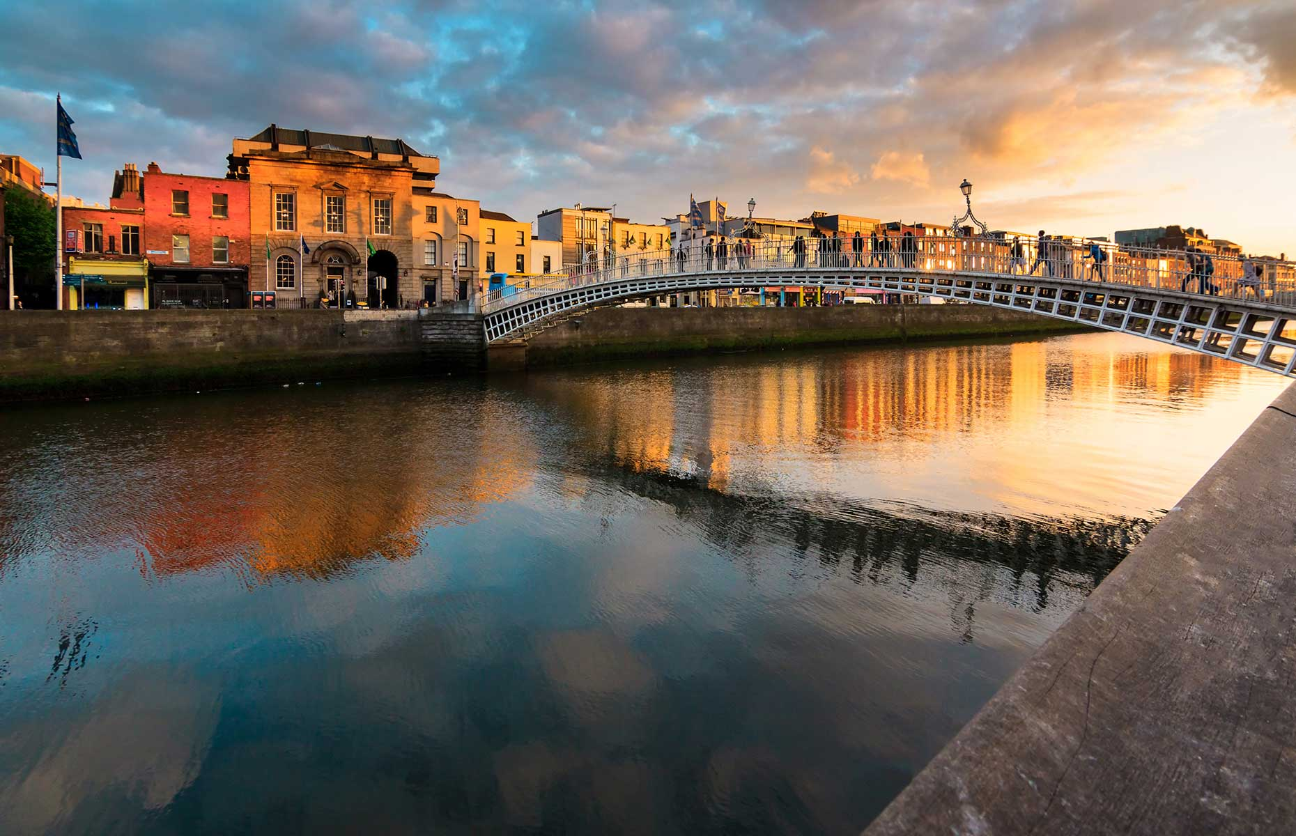 Dublin, Ireland (Image: POM POM/Shutterstock)