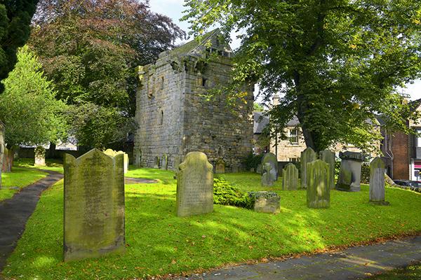 Vicar's Pele, Northumberland