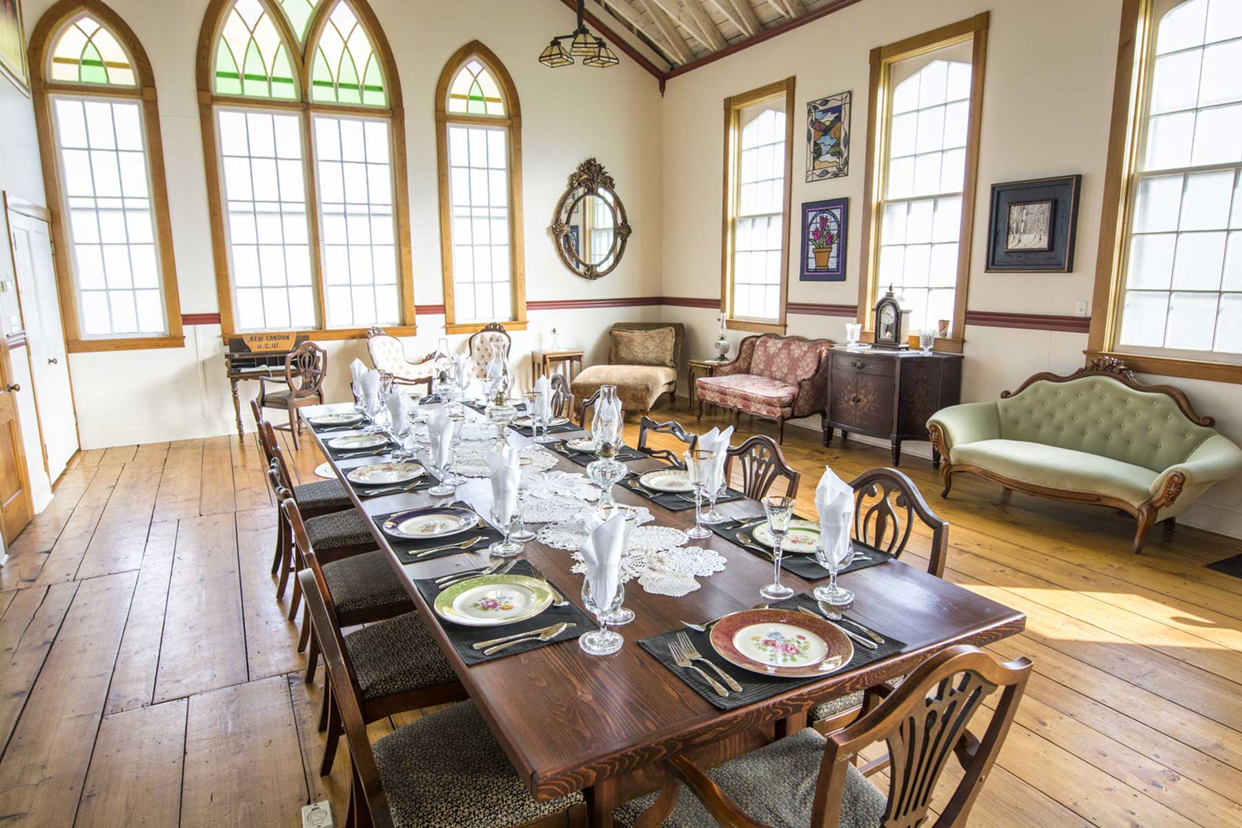 The Table Culinary Studio on Prince Edward Island run cooking classes and private dinners
