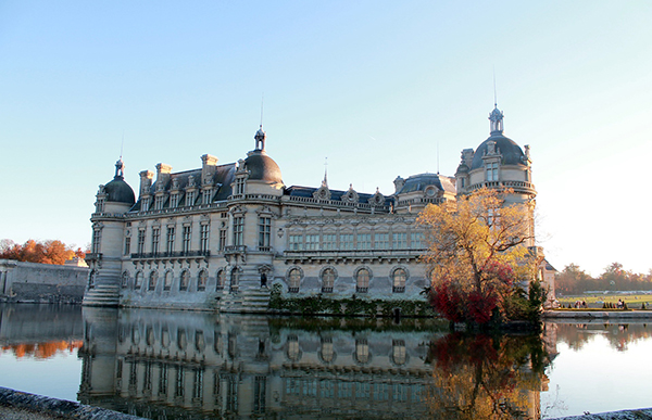 Chateaux du Chantilly