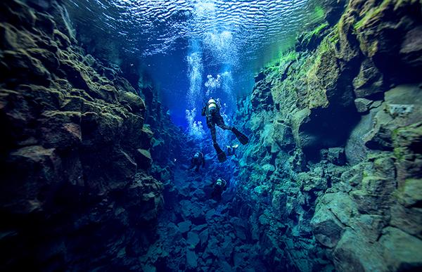 Silfra, Iceland