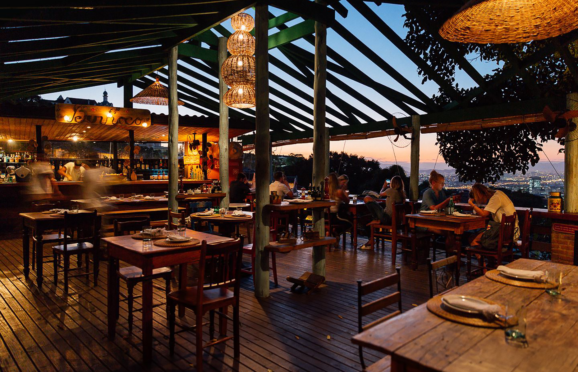 Aprazivel restaurant