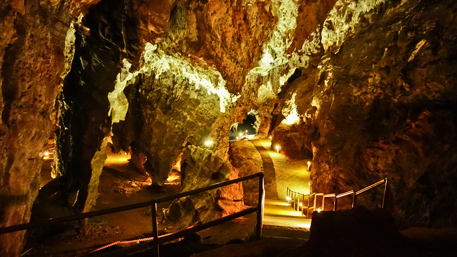 Sterkfontein Caves, South Africa