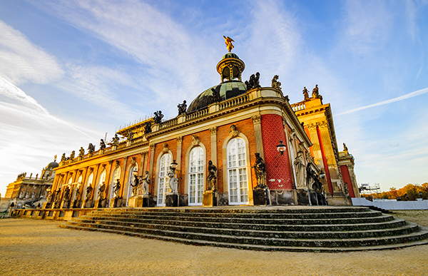 Sanssouci, Berlin, Germany
