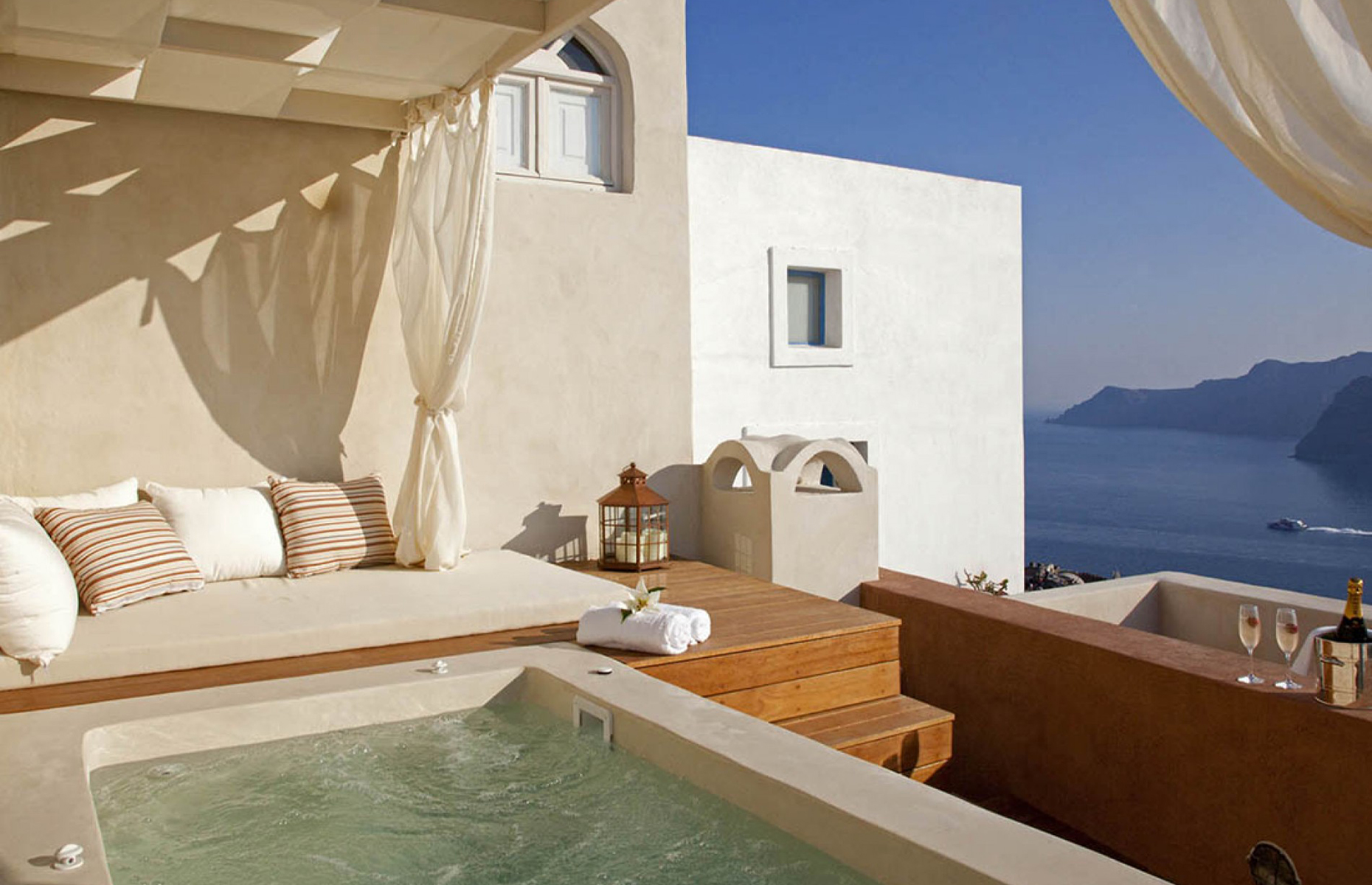 Oia Mansion hotel