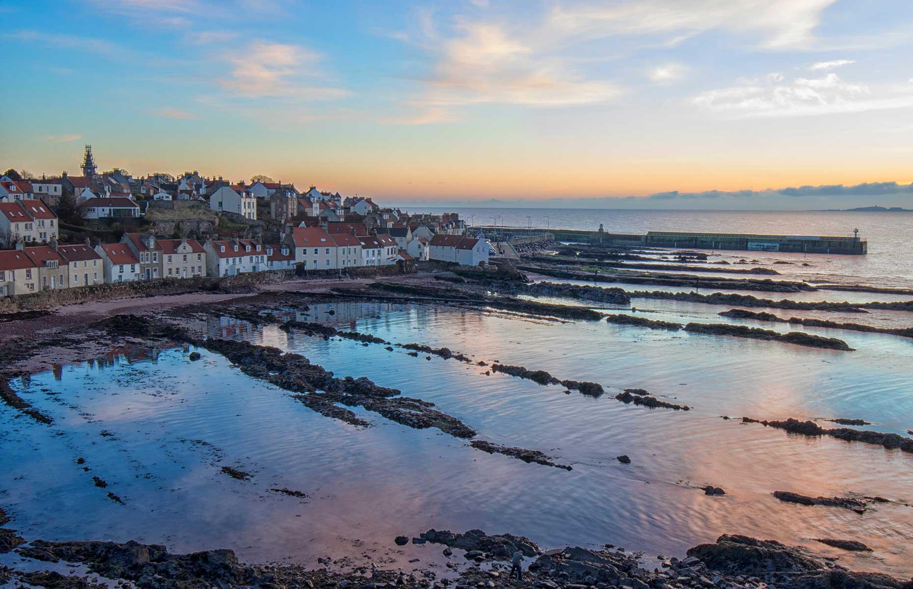 Pittenweem, Scotland (Image: orlando alberghi/Shutterstock)