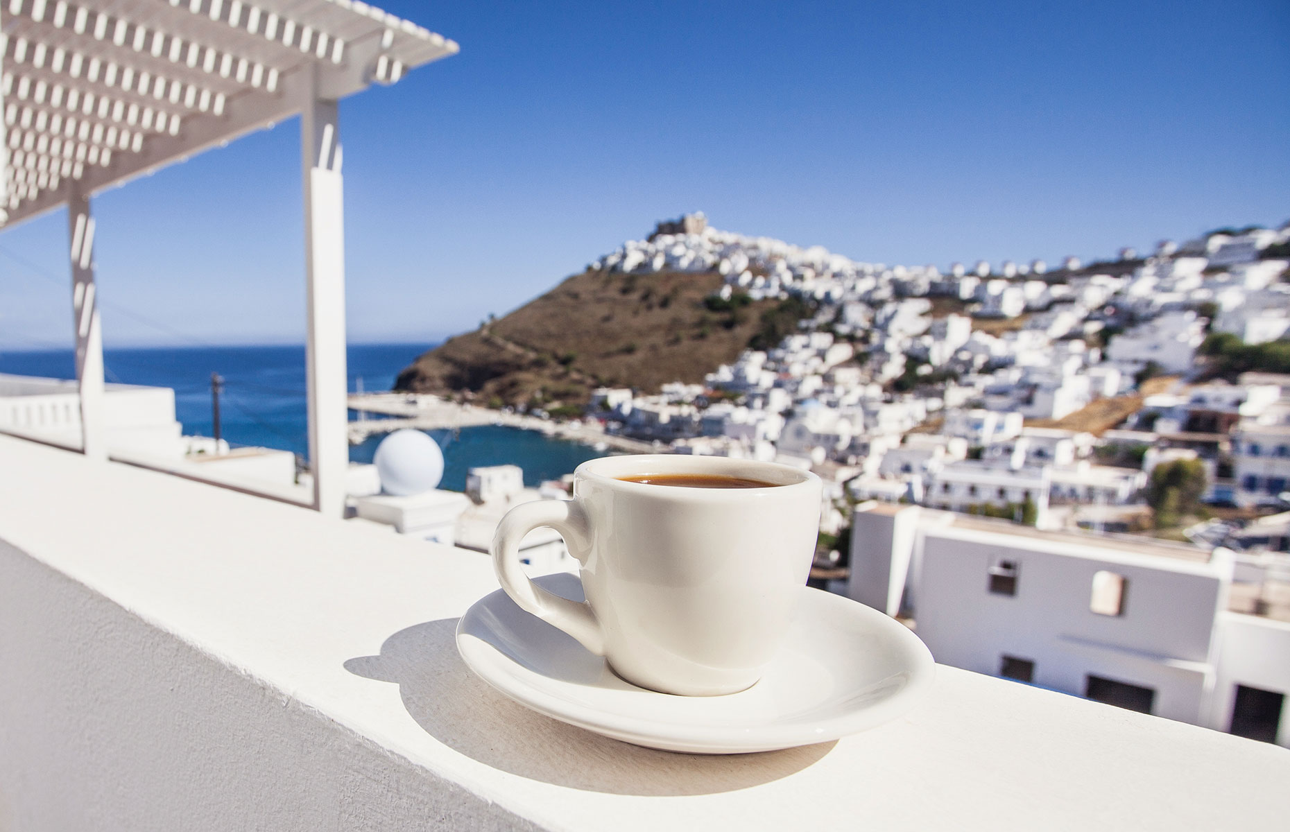 Bringing your own coffee on a self-catering holiday will save cash and disappointment