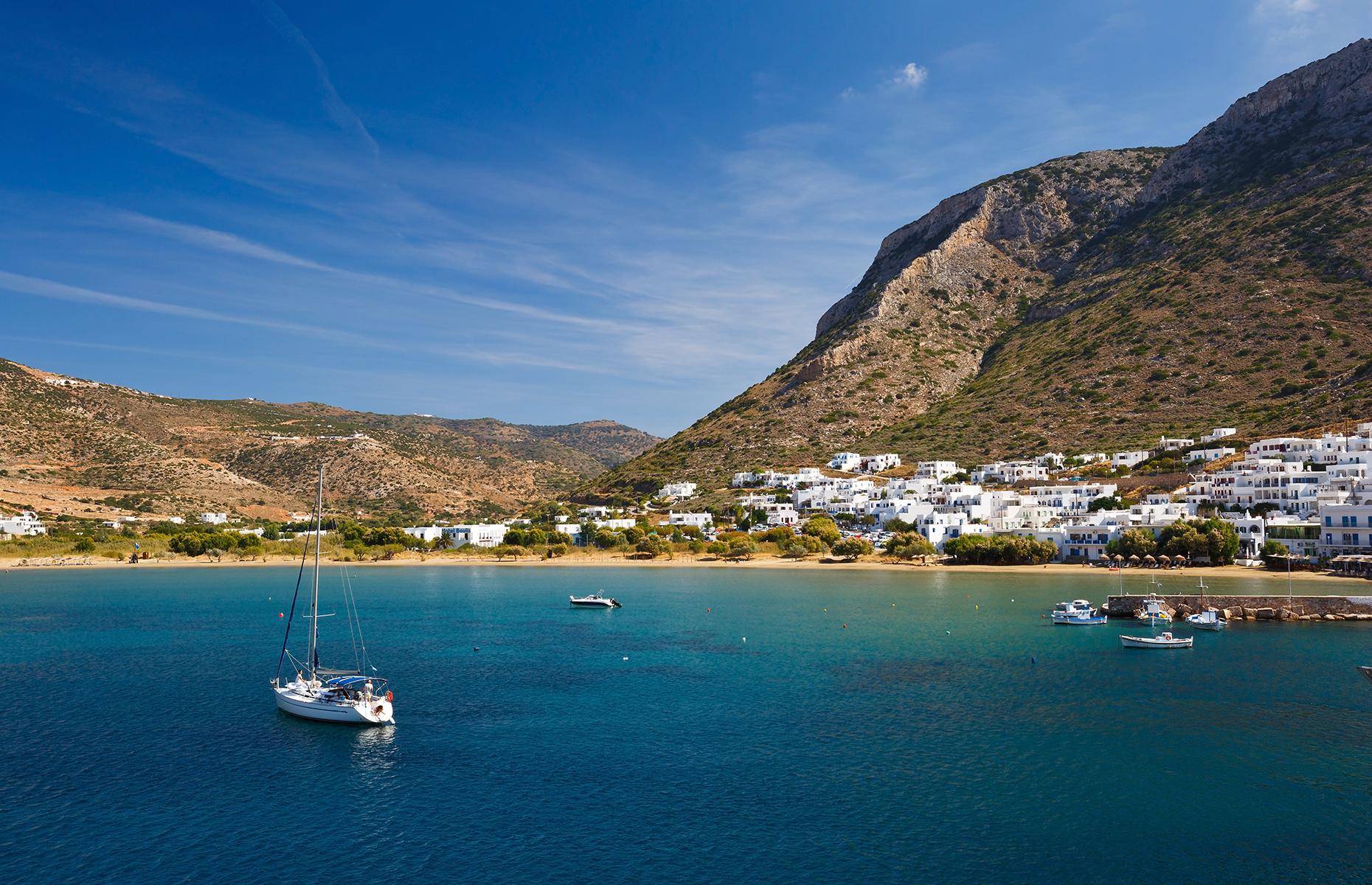 Kamares, Sifnos (Image: Milan Gonda/Shutterstock)