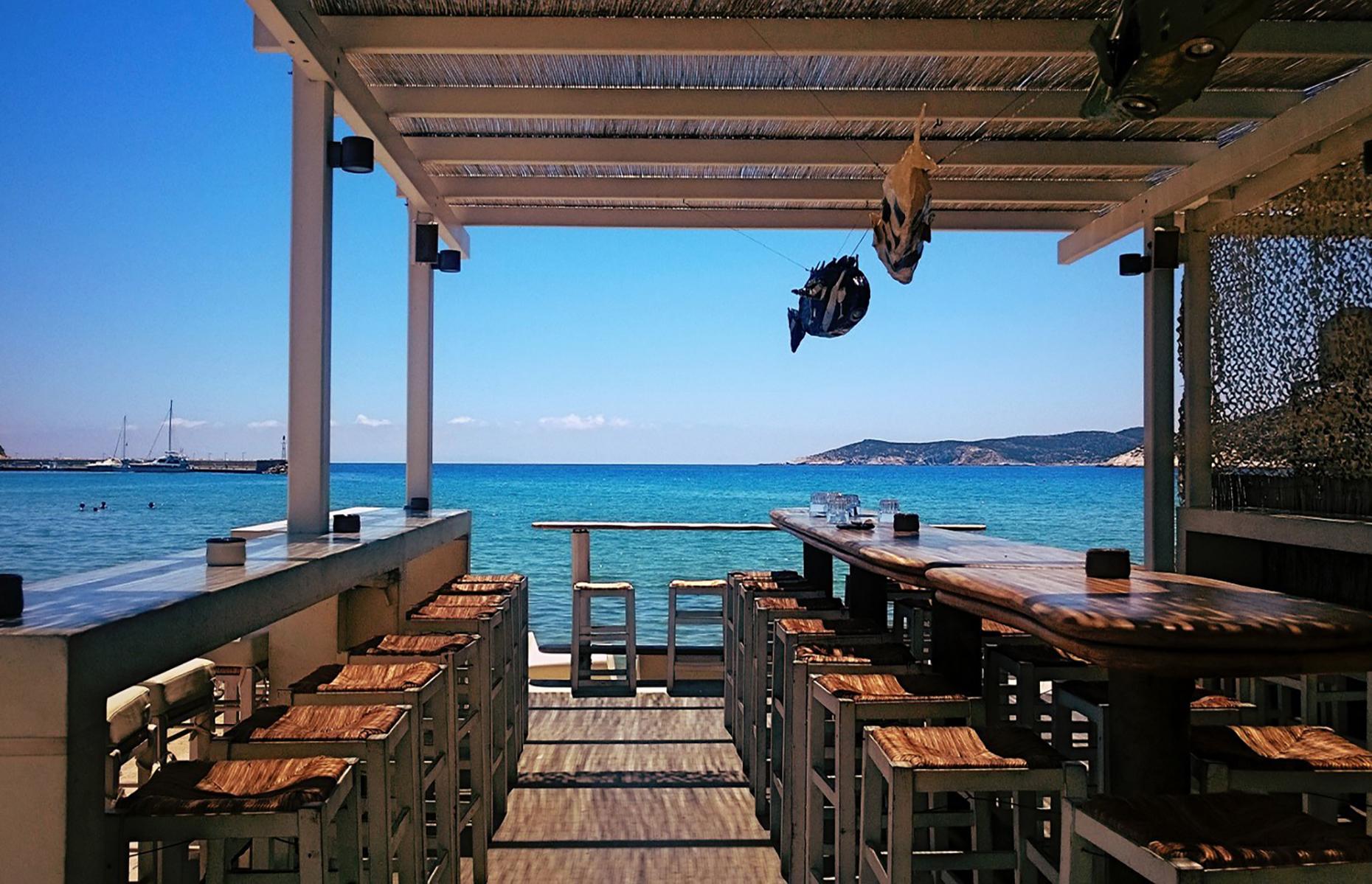 Omega3 Restaurant in Platis Gialos, Sifnos (Image: Omega3/Facebook)