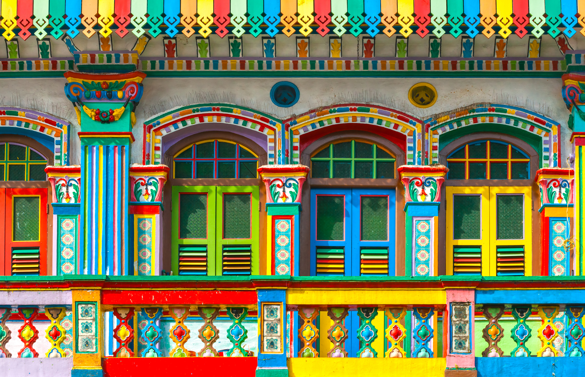 Little India building front