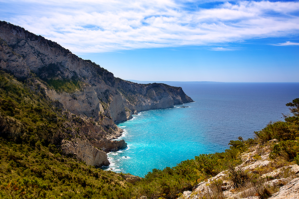 Coastline, Ibiza