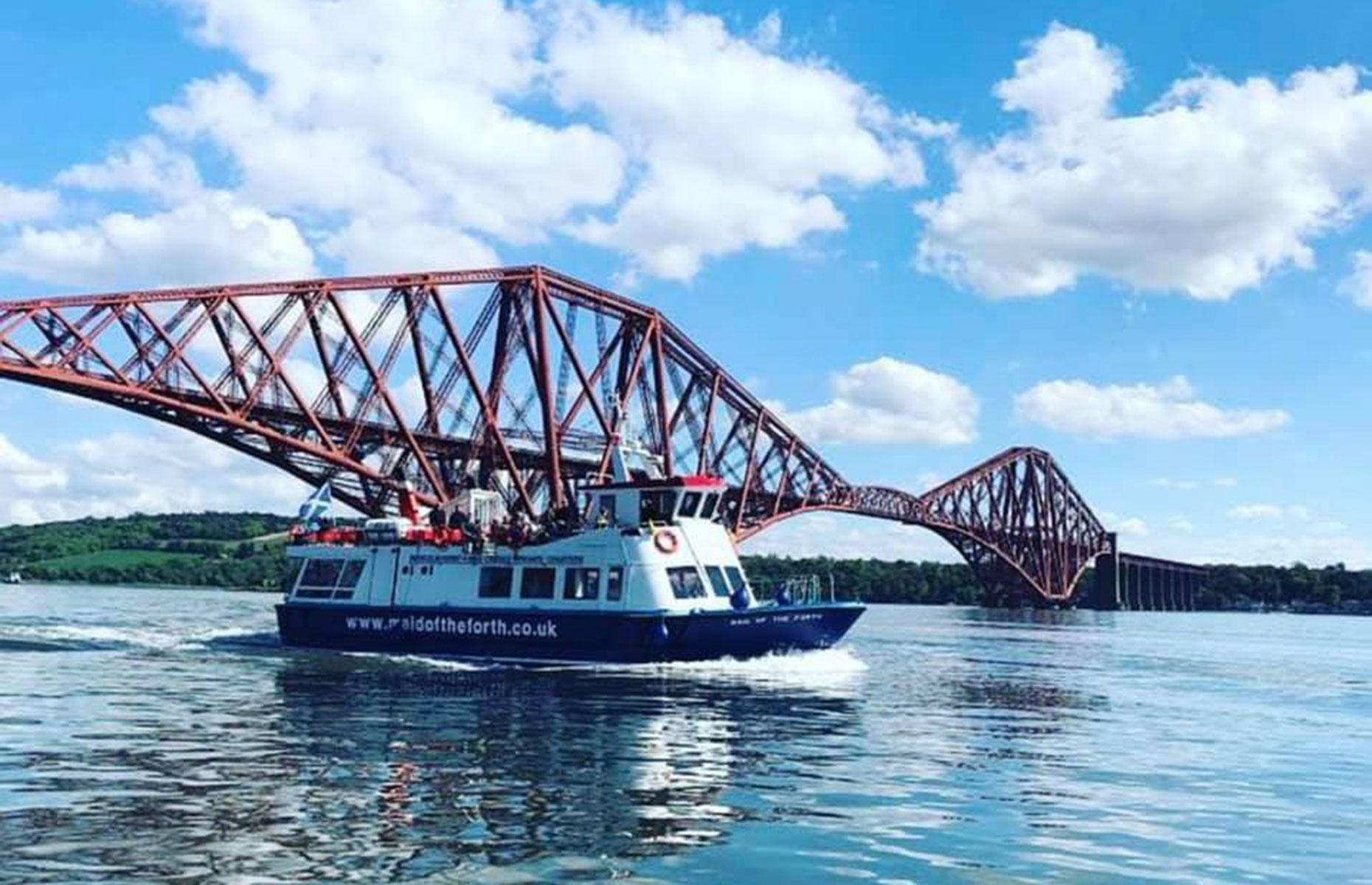 Maid of the Forth (Image: Maid of the Forth/Facebook)