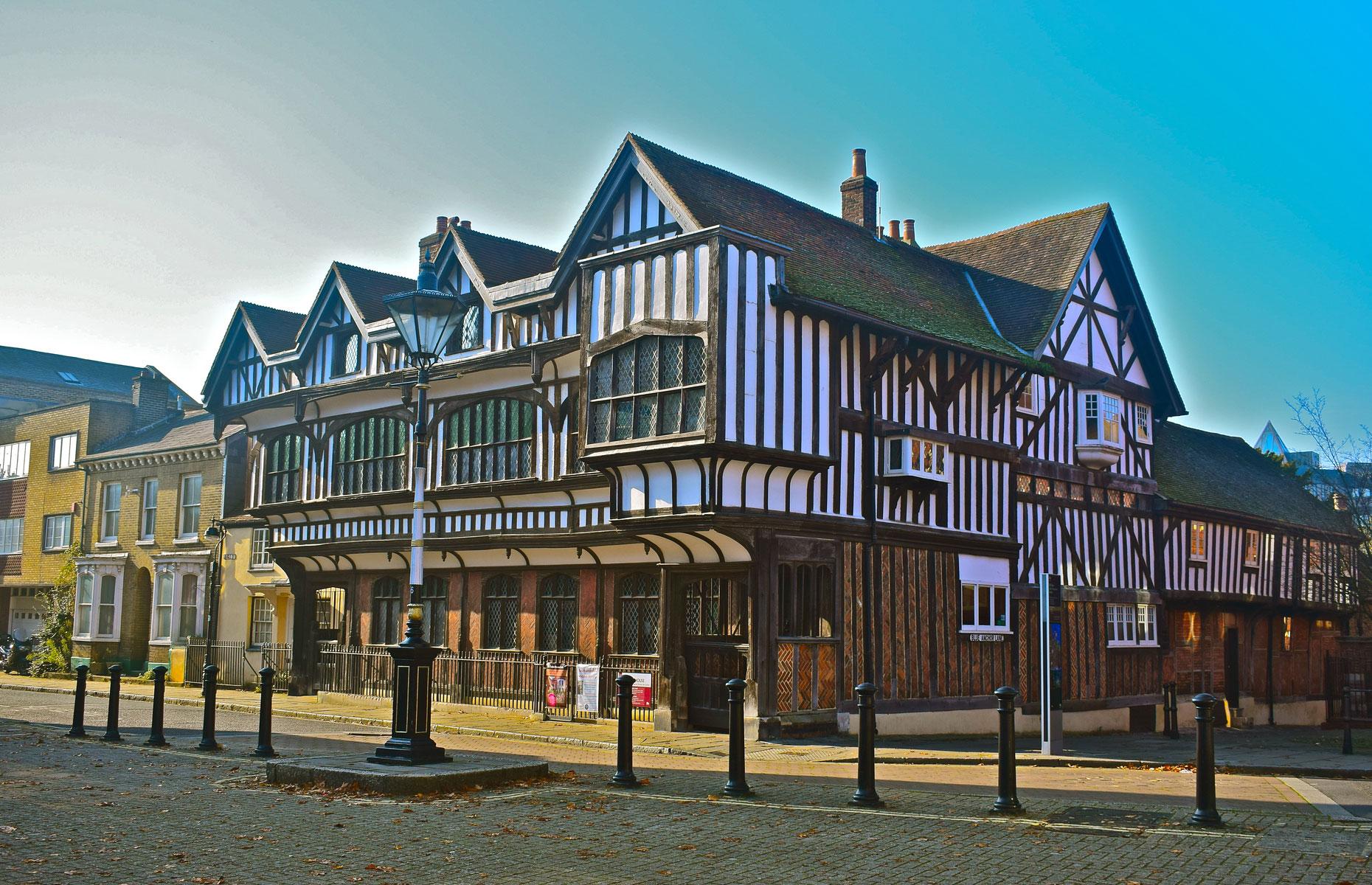 Tudor House & Garden, Southampton