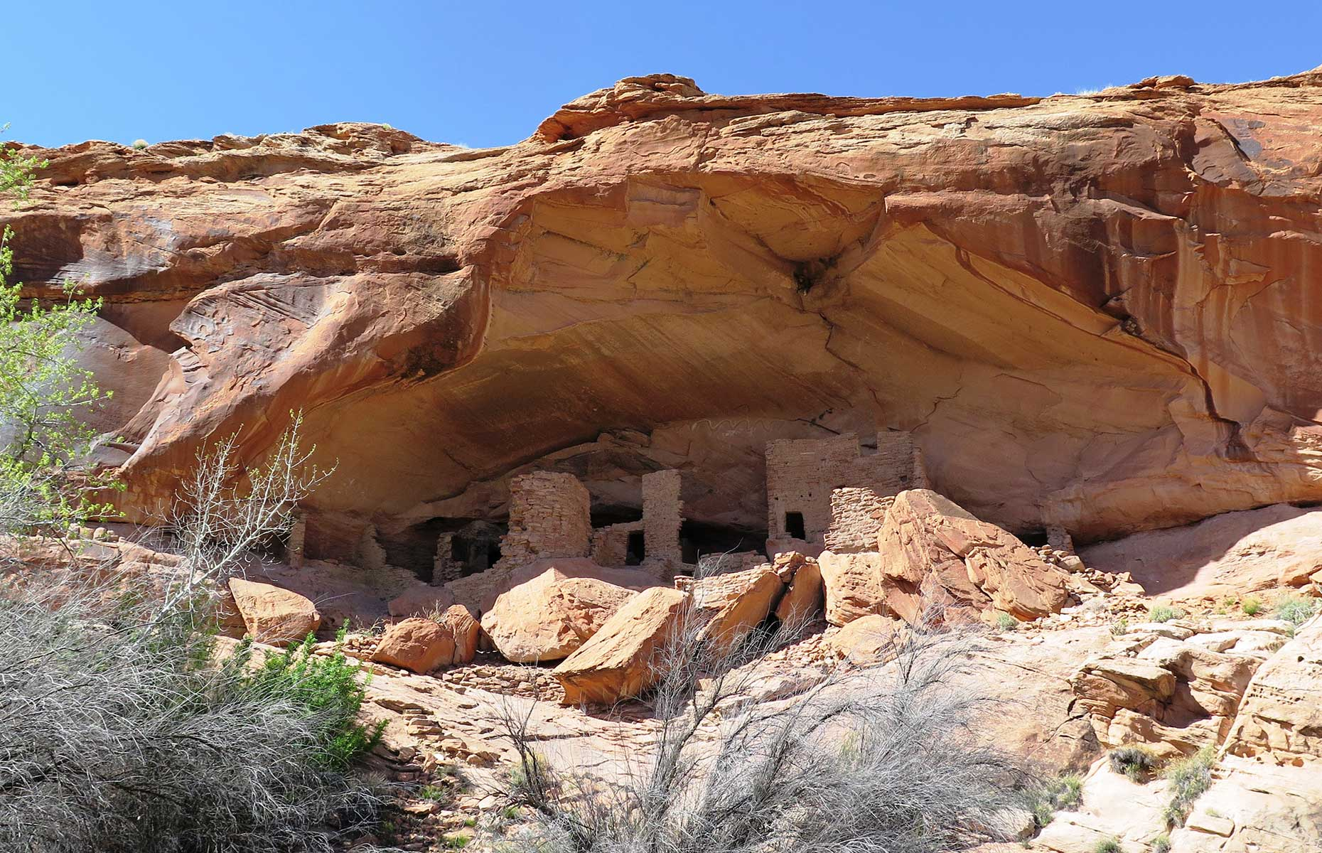River House Ruin, near Bluff, Utah