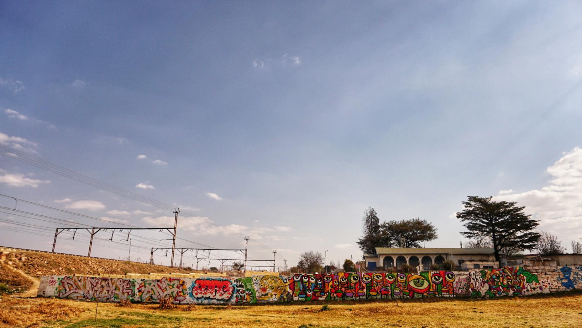Graffiti, Soweto