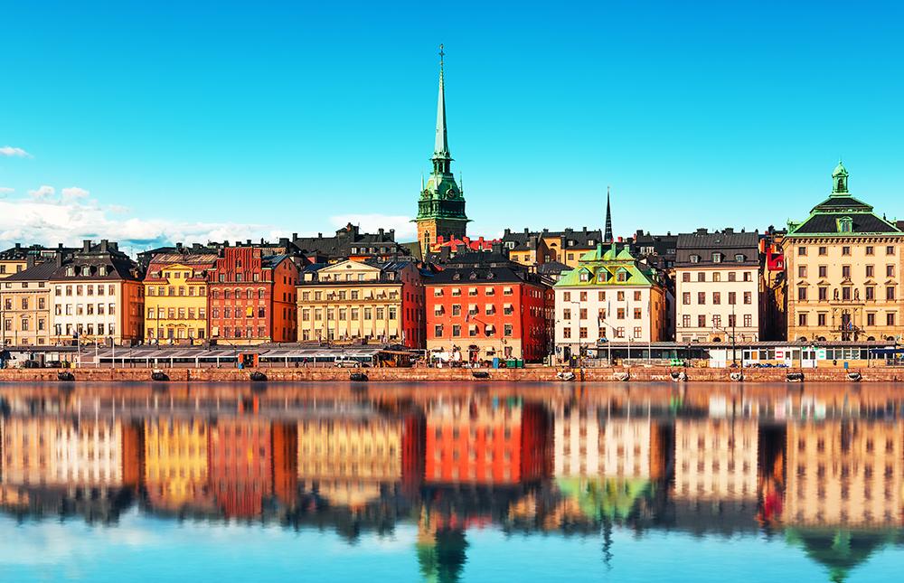Stockholm weekend break