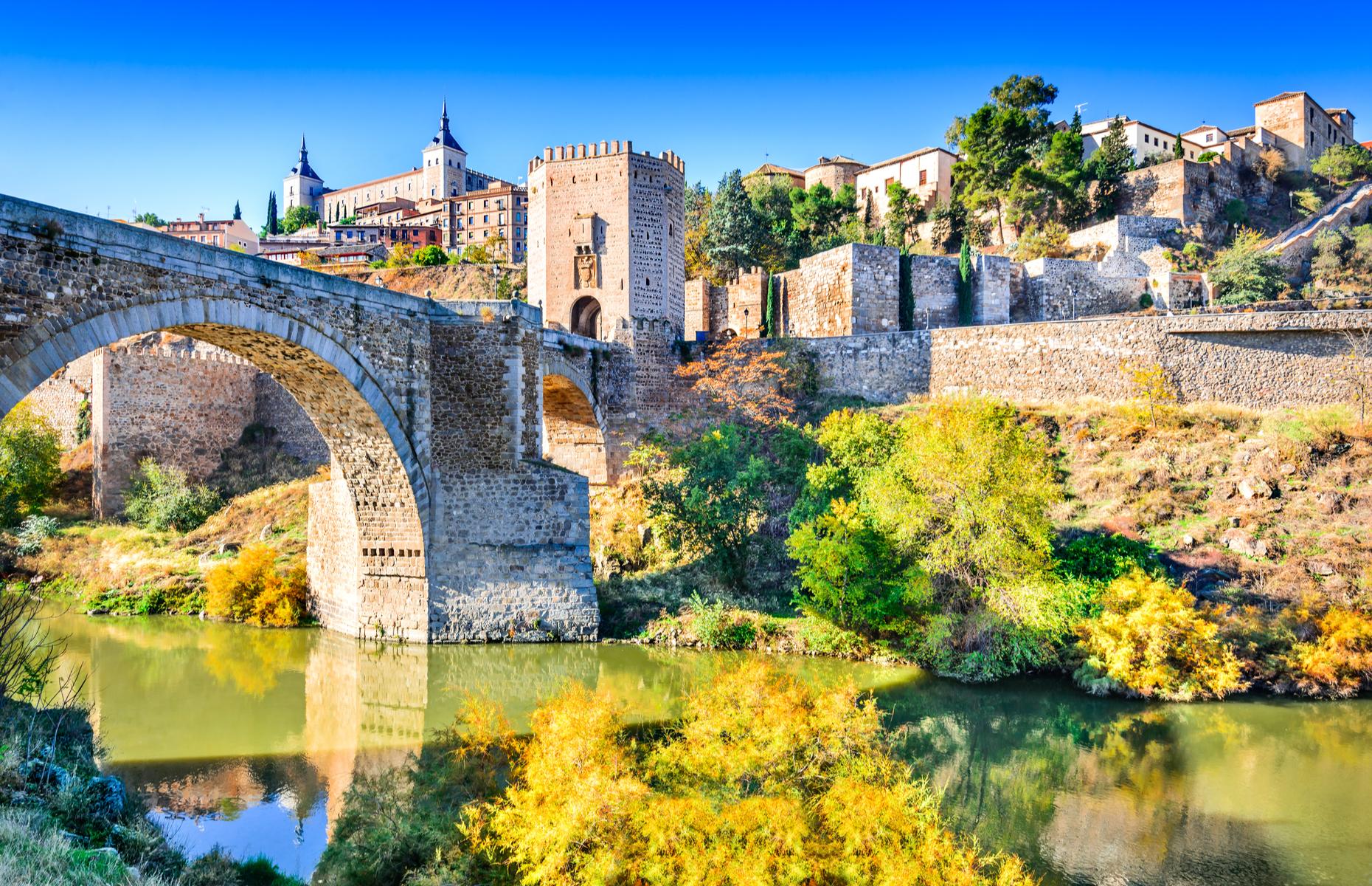 Tragus River, Toledo