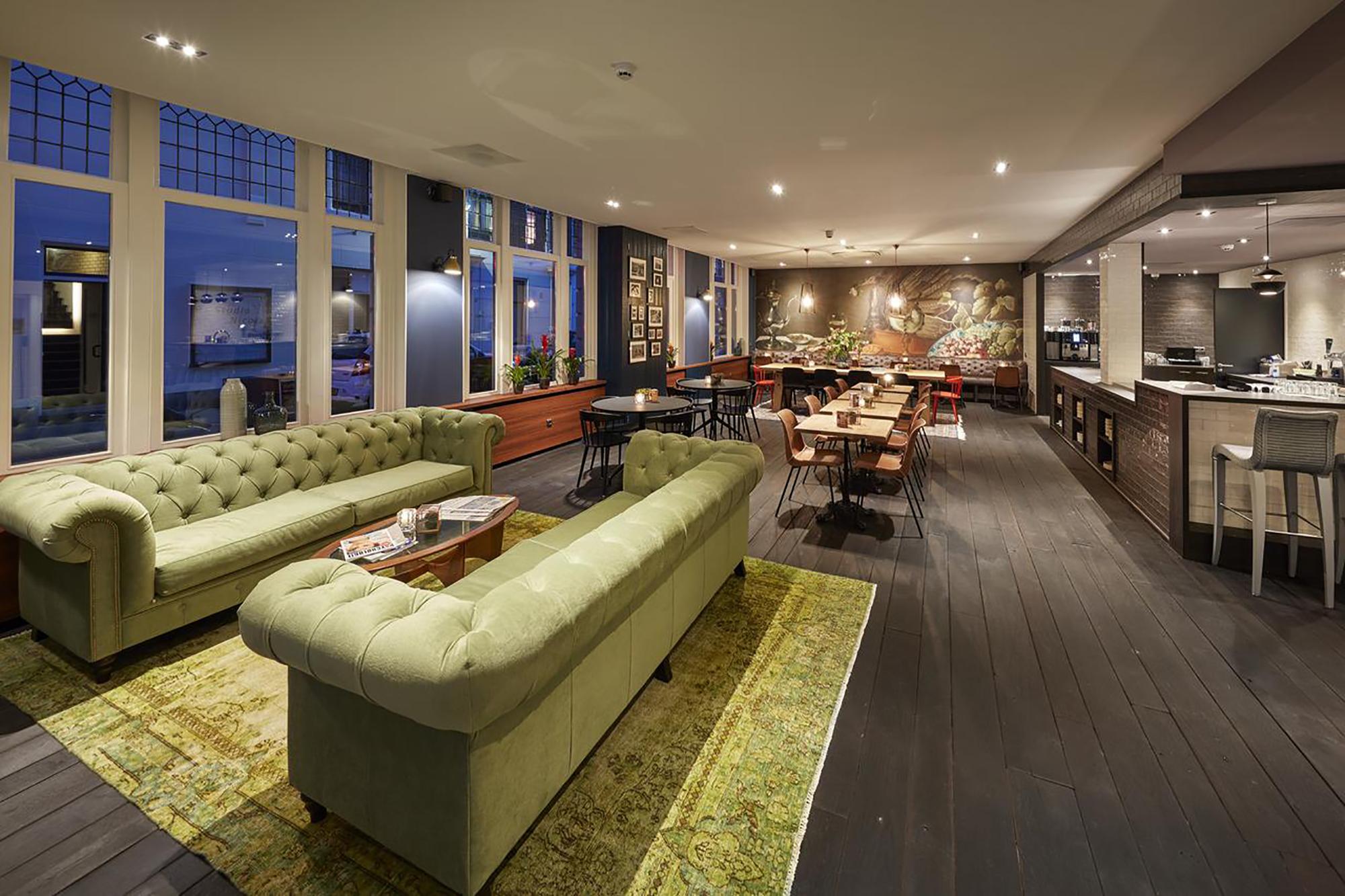 Hotel Lion D'Or in Haarlem