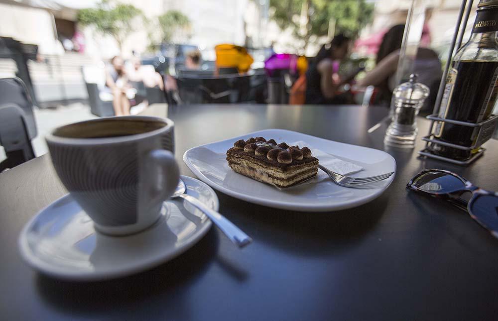 Caffee Cordina, Valletta, Malta