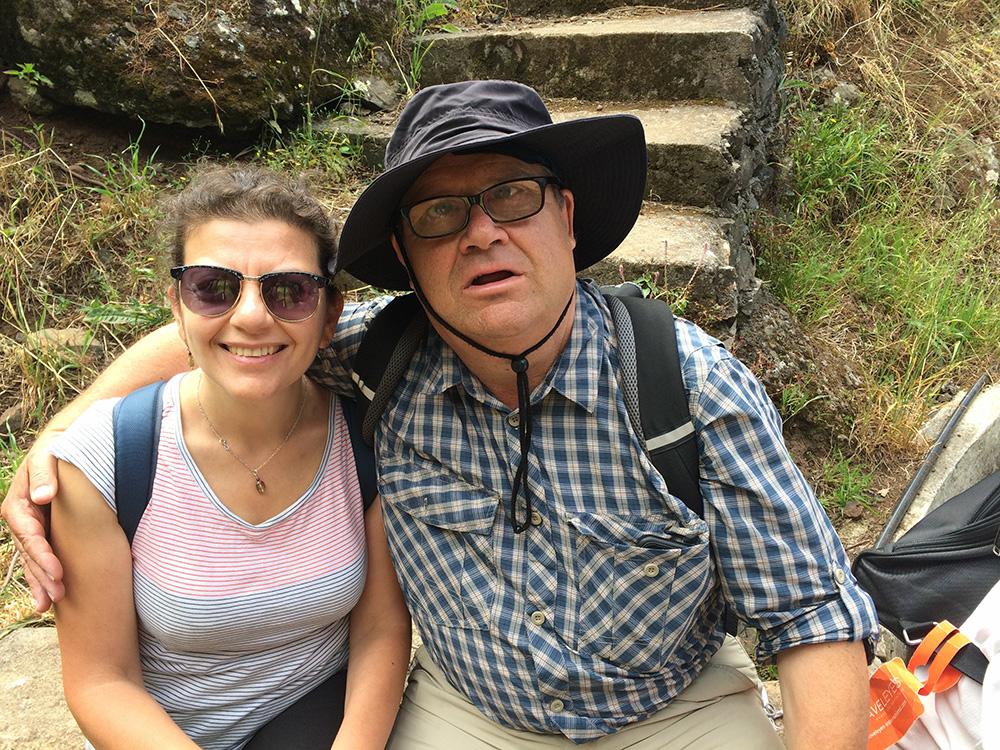 Xenia Taliotis & Bob, Traveleyes