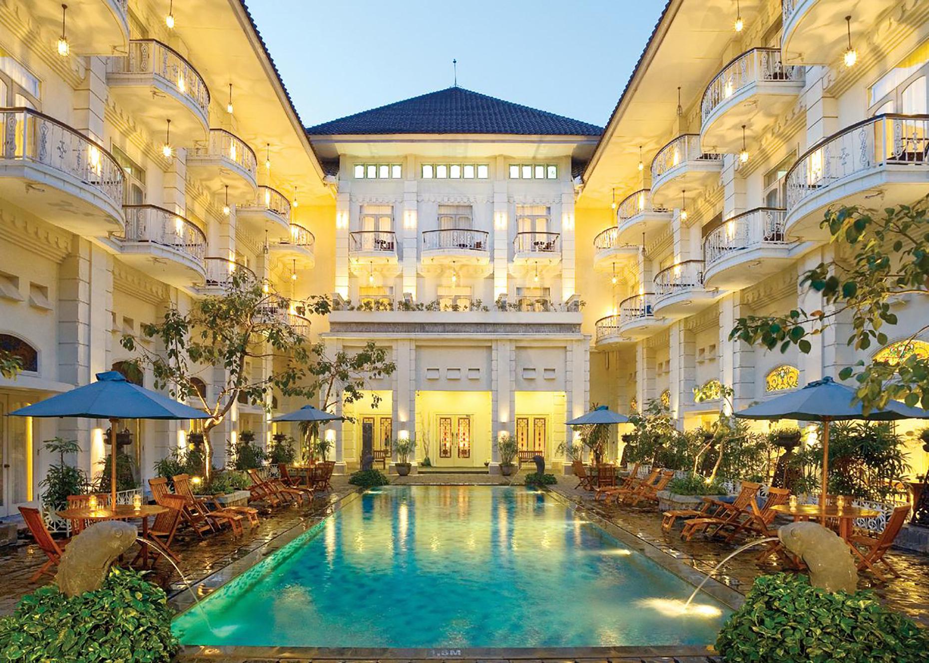 The Phoenix Hotel Yogyakarta (Image: The Phoenix Hotel Yogyakarta/booking.com)