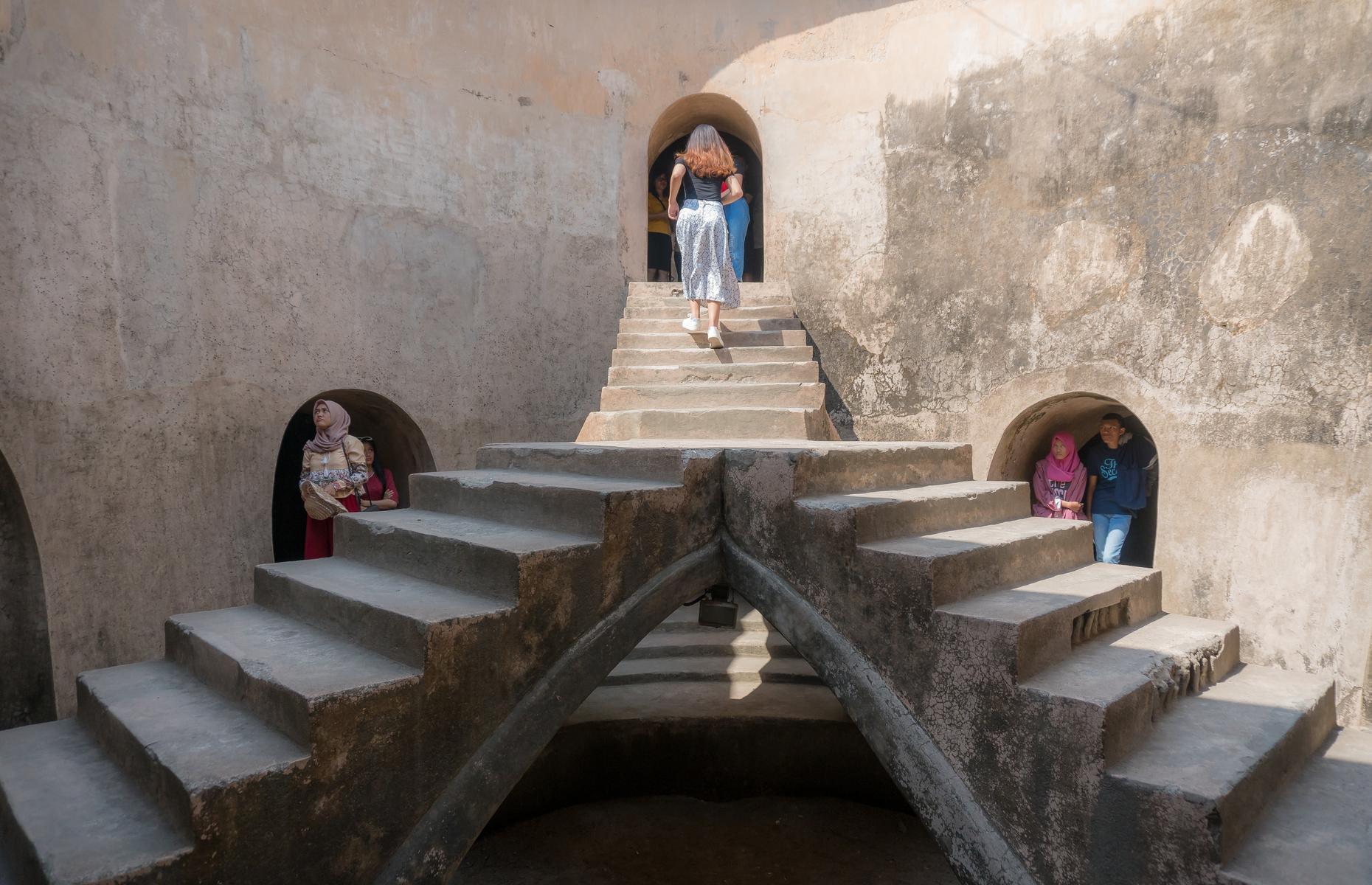Tamin Sari castle (Image: Anom Harya/Shutterstock)