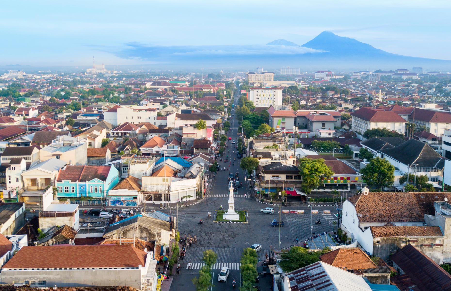 Yogyakarta City (Image: Creativa Images/Shutterstock)