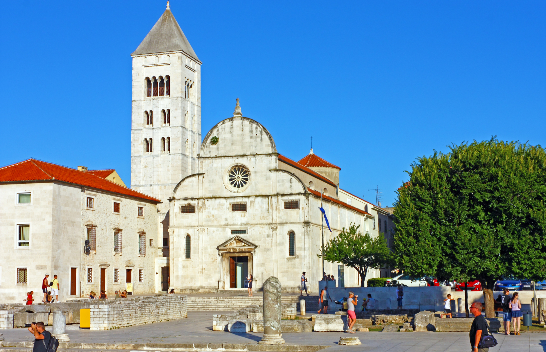 Zadar St Mary's Cathedral