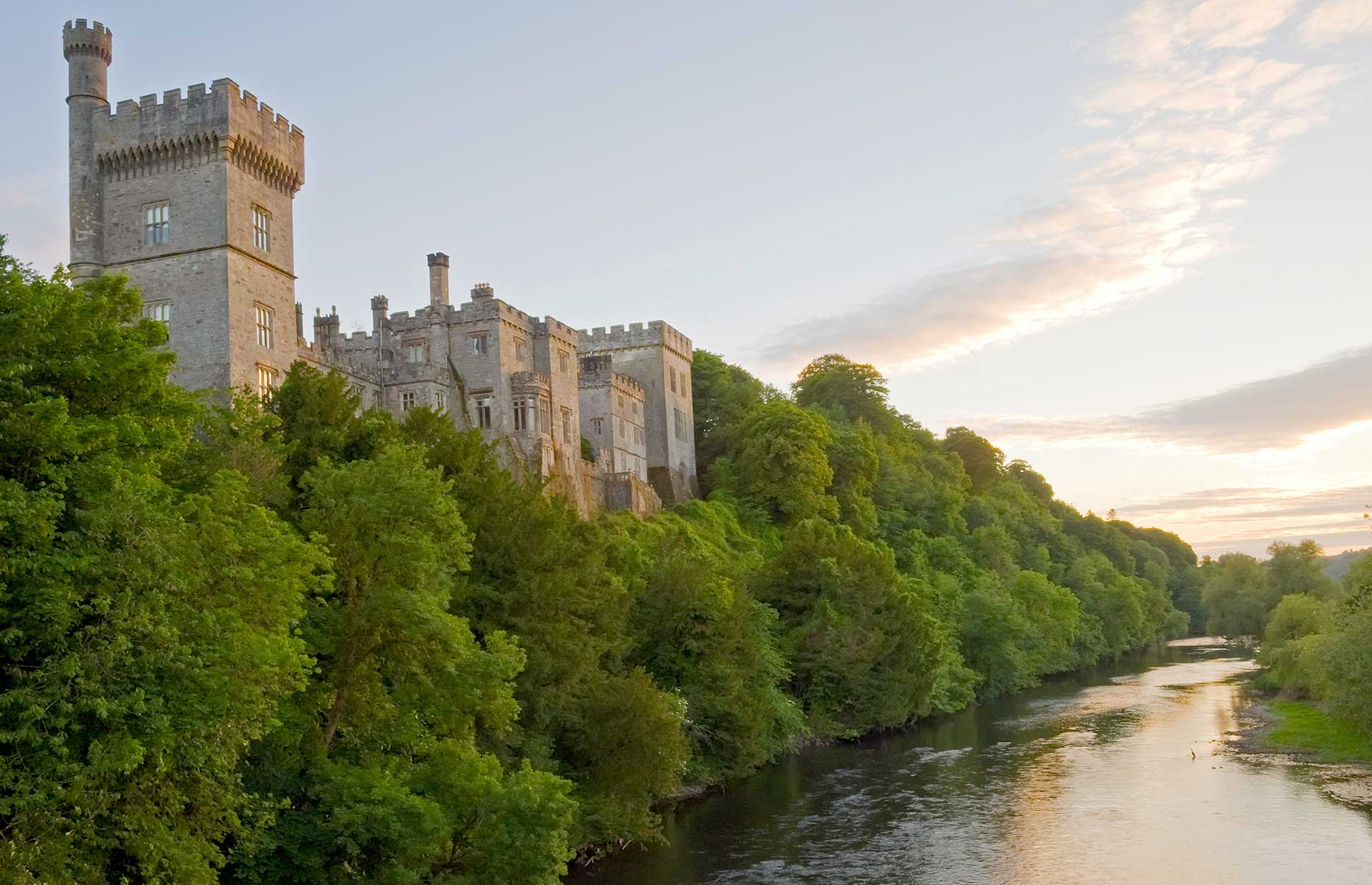 Lismore Castle, County Waterford (walshphotos/Shutterstock)