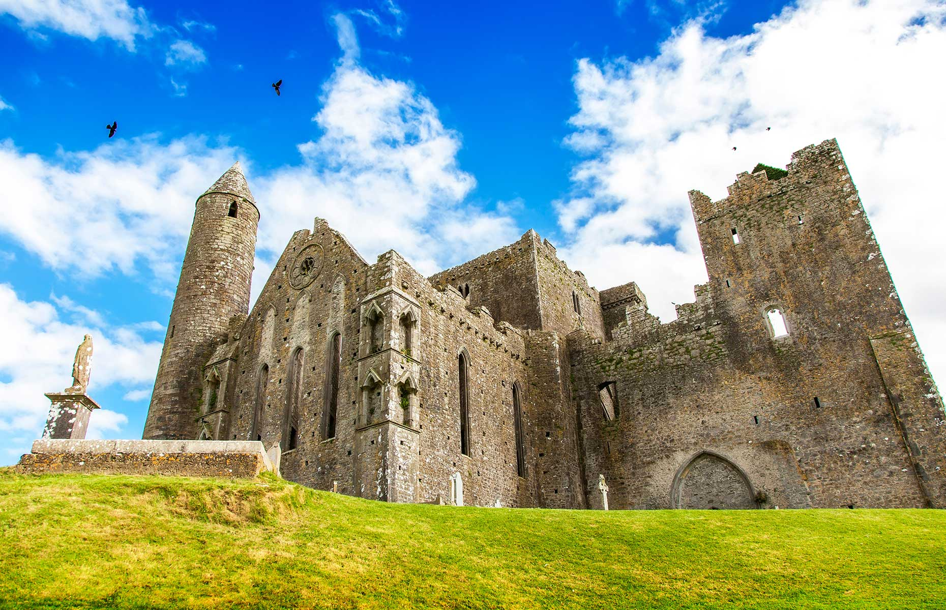 Rock of Cashel, Country Tipperary (Arcady/Shutterstock)
