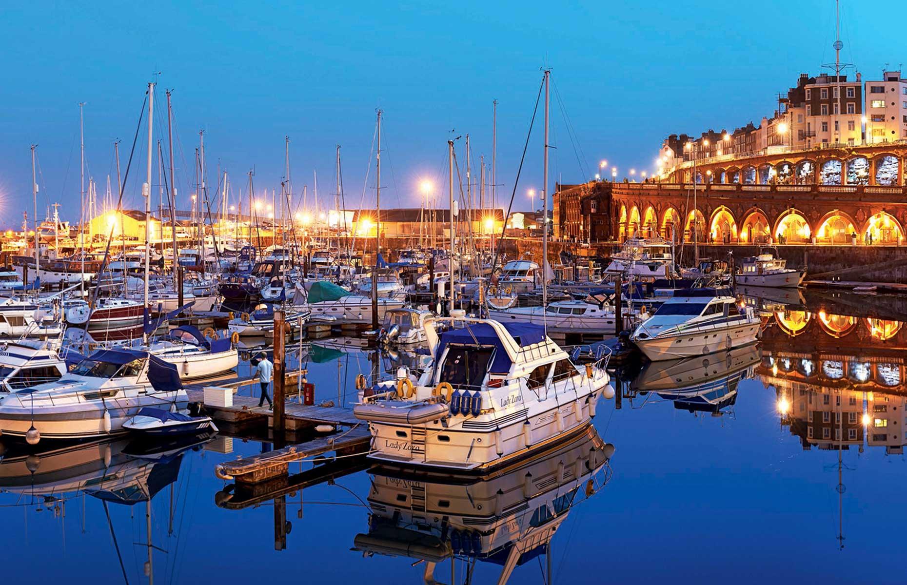 Ramsgate, Kent (Image: Visit Kent)