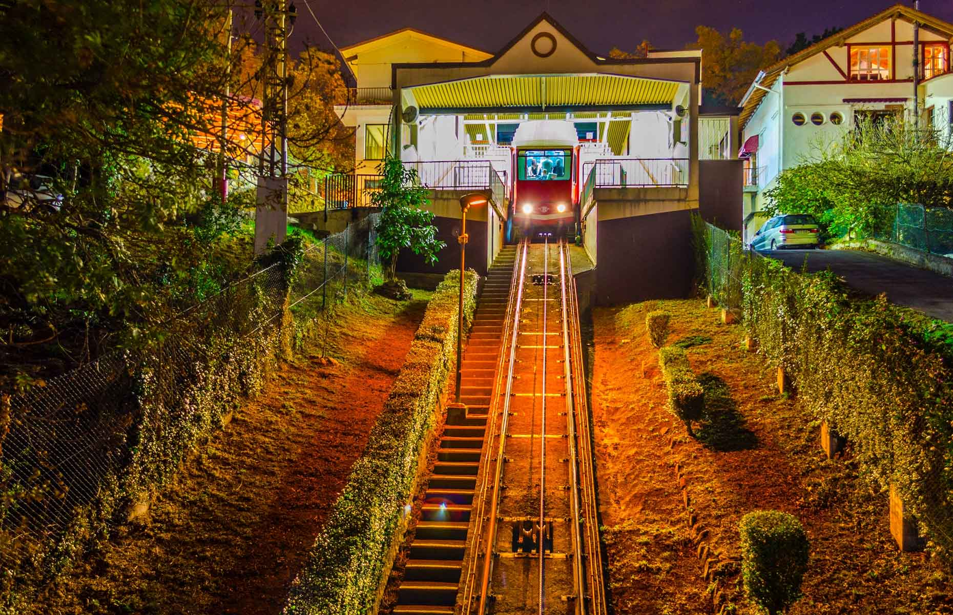 Bilbao funicular (Image: trabantos/Shutterstock)