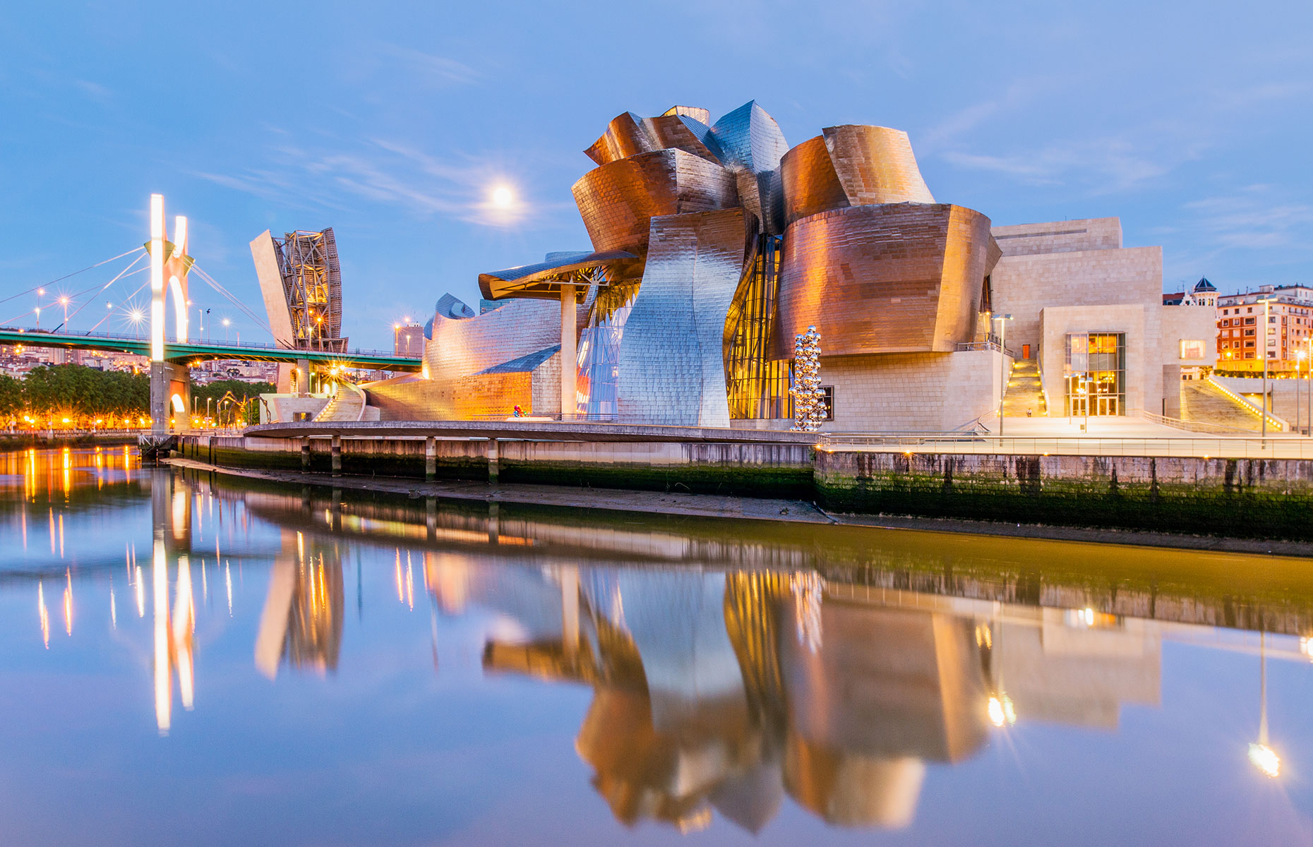 Guggenheim Museum, Bilbao (Image: Rudy Mareel/Shutterstock)
