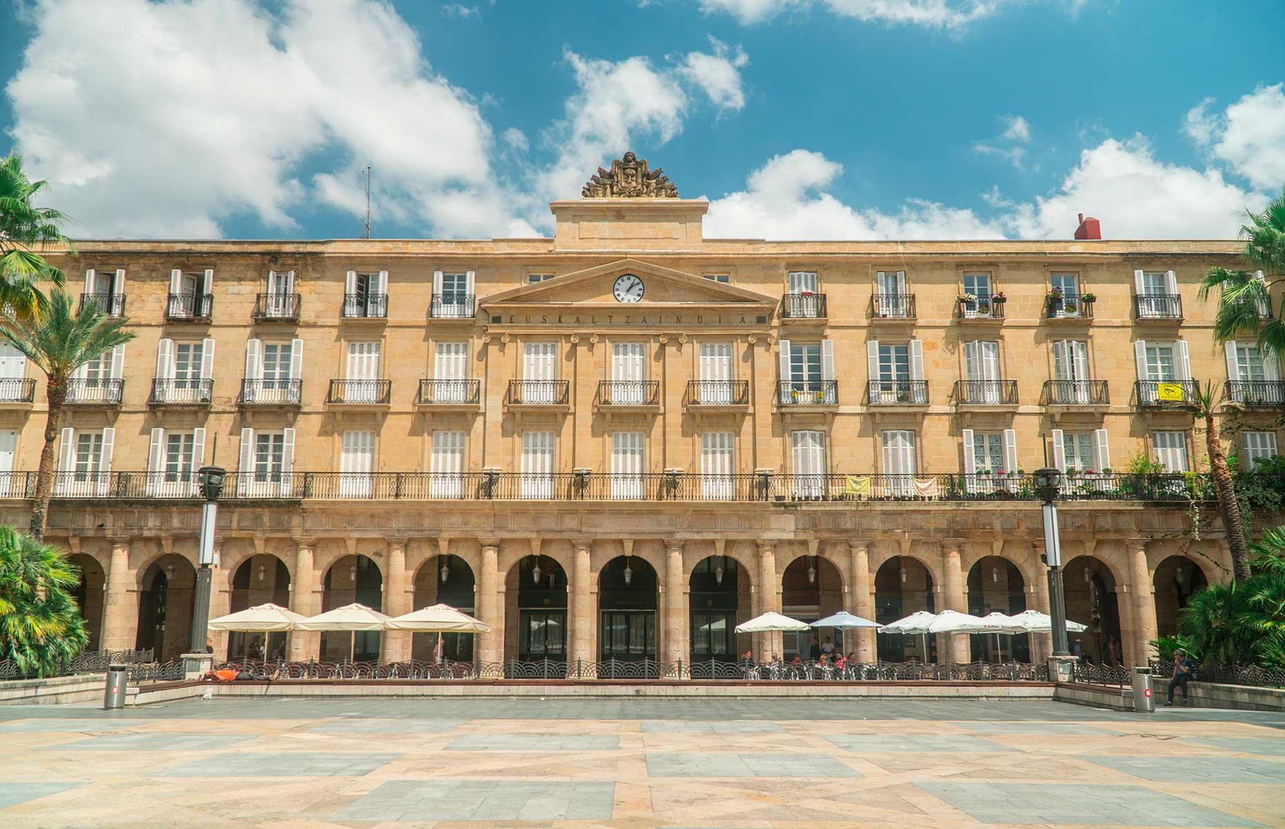 Plaza Nueva, Bilbao (Image: Jam Travels/Shutterstock)